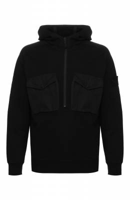 Хлопковое худи Stone Island Shadow Project 7215636F3