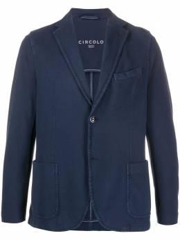 Circolo 1901 однобортный пиджак CN2542