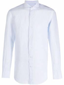 Finamore 1925 Napoli рубашка в полоску MLAHPSZL840664C0250