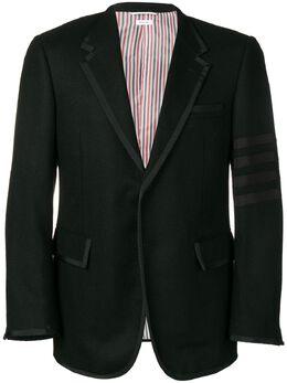 Thom Browne пиджак с широкими лацканами MJC280B04079