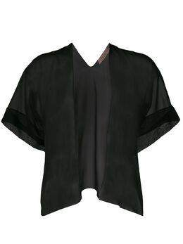 D'Exterior многослойная блузка 50675