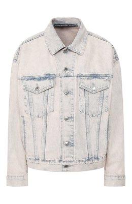 Джинсовая куртка Denim X Alexander Wang 4DC1202584