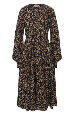 Шелковое платье No. 21 20E N2S0/H103/5549