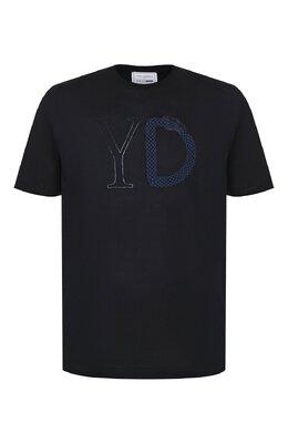 Хлопковая футболка Zilli MET-ZS0YD-C0T0N/MC02
