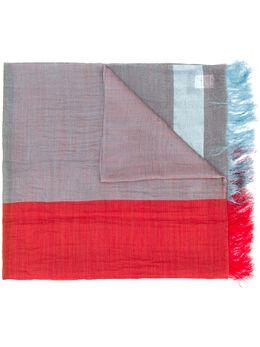 Y's шарф в стиле колор-блок YNL03192