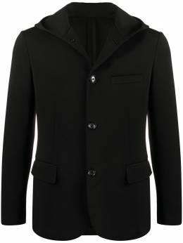 Emporio Armani однобортная куртка 3H1GN61JHSZ
