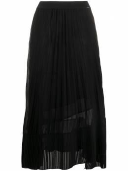 Liu Jo плиссированная юбка миди FA0438T5974