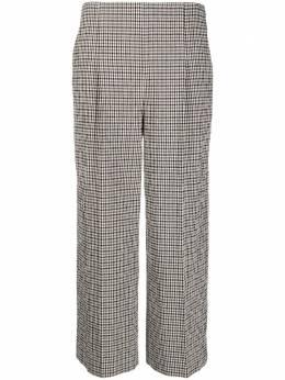 Chalayan укороченные брюки широкого кроя WQ301FQ105BWC