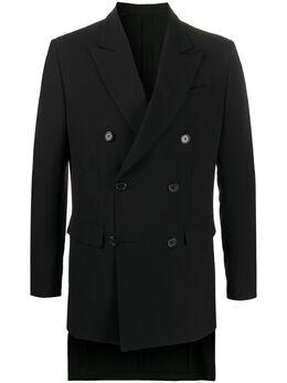 Undercover пиджак асимметричного кроя UCY41072