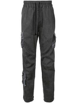 John Elliott брюки карго Miramar F051L4510A