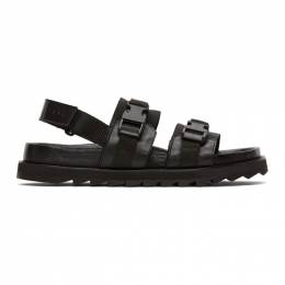 Tiger Of Sweden Black Jordan Sandals U67896010