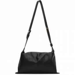 Simon Miller Black Convertible Puffin Shoulder Bag S828-9032