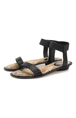 Кожаные сандалии Le Silla 1450Q020R4PPBUR