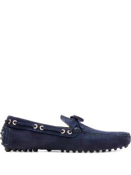Car Shoe мокасины с бантом KUD006LVA