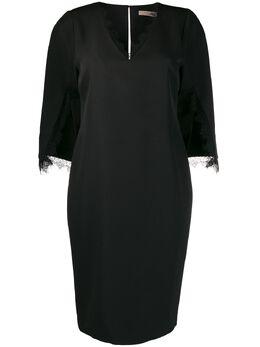 D'Exterior платье с поясом 50913