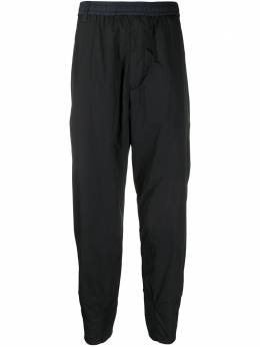 White Mountaineering зауженные брюки Easy WM2071411