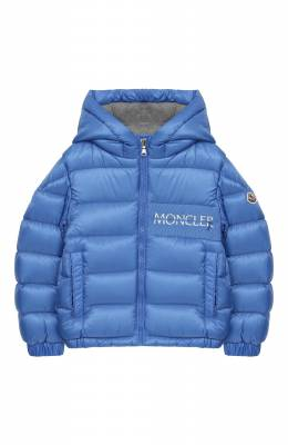 Пуховая куртка с капюшоном Moncler Enfant D2-954-40328-05-53334/12-14A