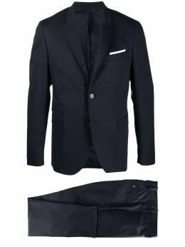 Neil Barrett костюм с однобортным пиджаком PBAB153N012