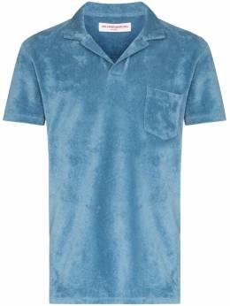 Orlebar Brown махровая рубашка поло Terry 272207
