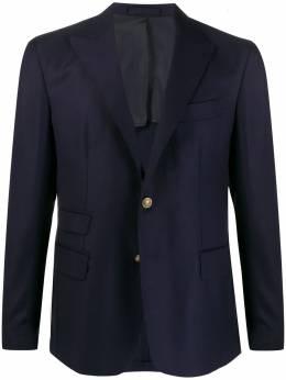 Eleventy однобортный приталенный пиджак A75GIAA05BTOTTTES0A131