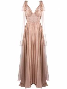 Maria Lucia Hohan платье Inna со складками INNA