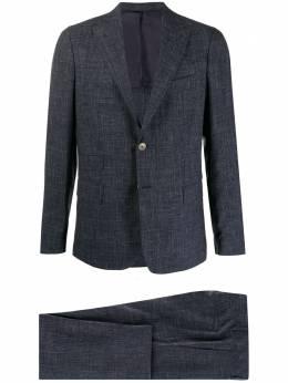 Eleventy костюм-двойка узкого кроя A75ABUA03GPCRNTES0A035