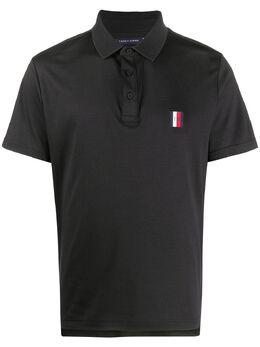 Tommy Hilfiger рубашка поло с вышитым логотипом MW0MW12854