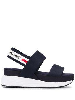 Tommy Jeans массивные сандалии на платформе EN0EN00828