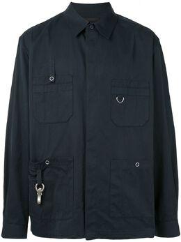 Undercover рубашка с карманами UCY4407