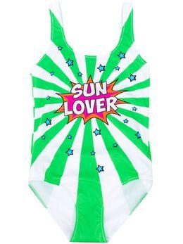 Mc2 Saint Barth Kids купальник Cara Sun Lover CARA