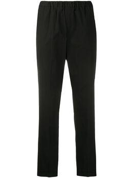 Alberto Biani укороченные брюки кроя слим CC801C00254