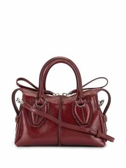 Tod's мини-сумка с D-образными деталями XBWANYH0000LYWR600