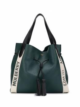 Mulberry сумка-тоут Millie с логотипом HH6374000Q633