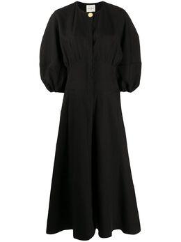 Le Kasha платье Helwan ампирного силуэта HELWAN0910