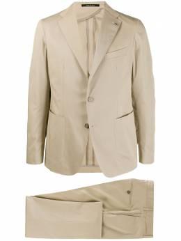 Tagliatore костюм-двойка с однобортным пиджаком 2SMC22K0179UEZ139