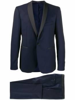 Tagliatore костюм-двойка с однобортным пиджаком SFBR18A0106UEA301