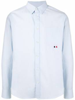 Moncler полосатая рубашка 2F7000054AFT