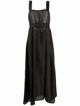 Le Kasha платье Assiout с открытой спиной ASSIOUT911