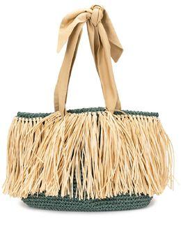 0711 соломенная сумка Malibu 0711SS2061