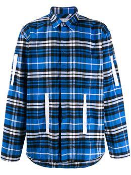 Craig Green свободная рубашка в клетку CGAW19MWOSHI20