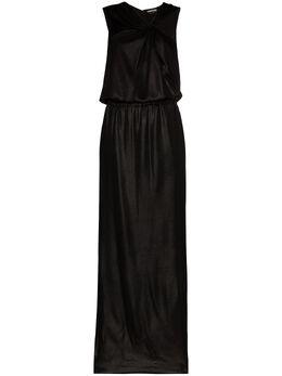 Tom Ford вечернее платье асимметричного кроя с вырезом халтер ABJ444FAX512