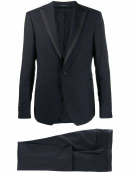 Tagliatore костюм-двойка с однобортным пиджаком SFBP15A0106UEA291