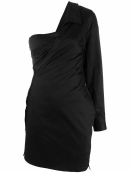 Rta коктейльное платье на одно плечо WS01646047