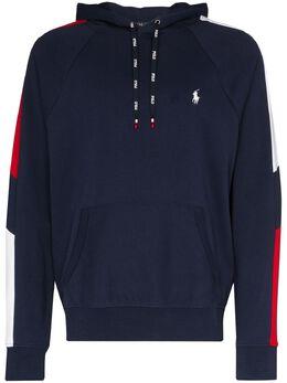 Polo Ralph Lauren худи с контрастными полосками 710794934001