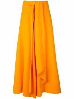 Carolina Herrera расклешенные брюки R2011N404SFR