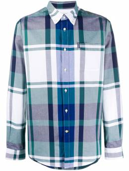 Barbour рубашка Highland Check 23 TF MSH4654GN51