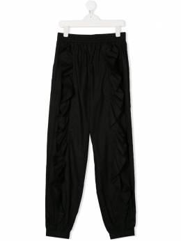 Monnalisa спортивные брюки с оборками 1754055020