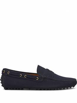 Car Shoe мокасины с закругленным носком KUD615LVA