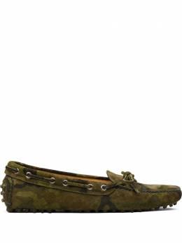 Car Shoe мокасины с бантом KDD006F0053G4H
