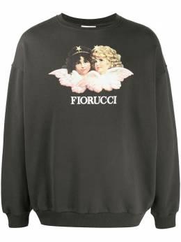 Fiorucci футболка с принтом Vintage Angels M04SVAS1HGR